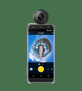 Insta360 Air Black電話1分鐘