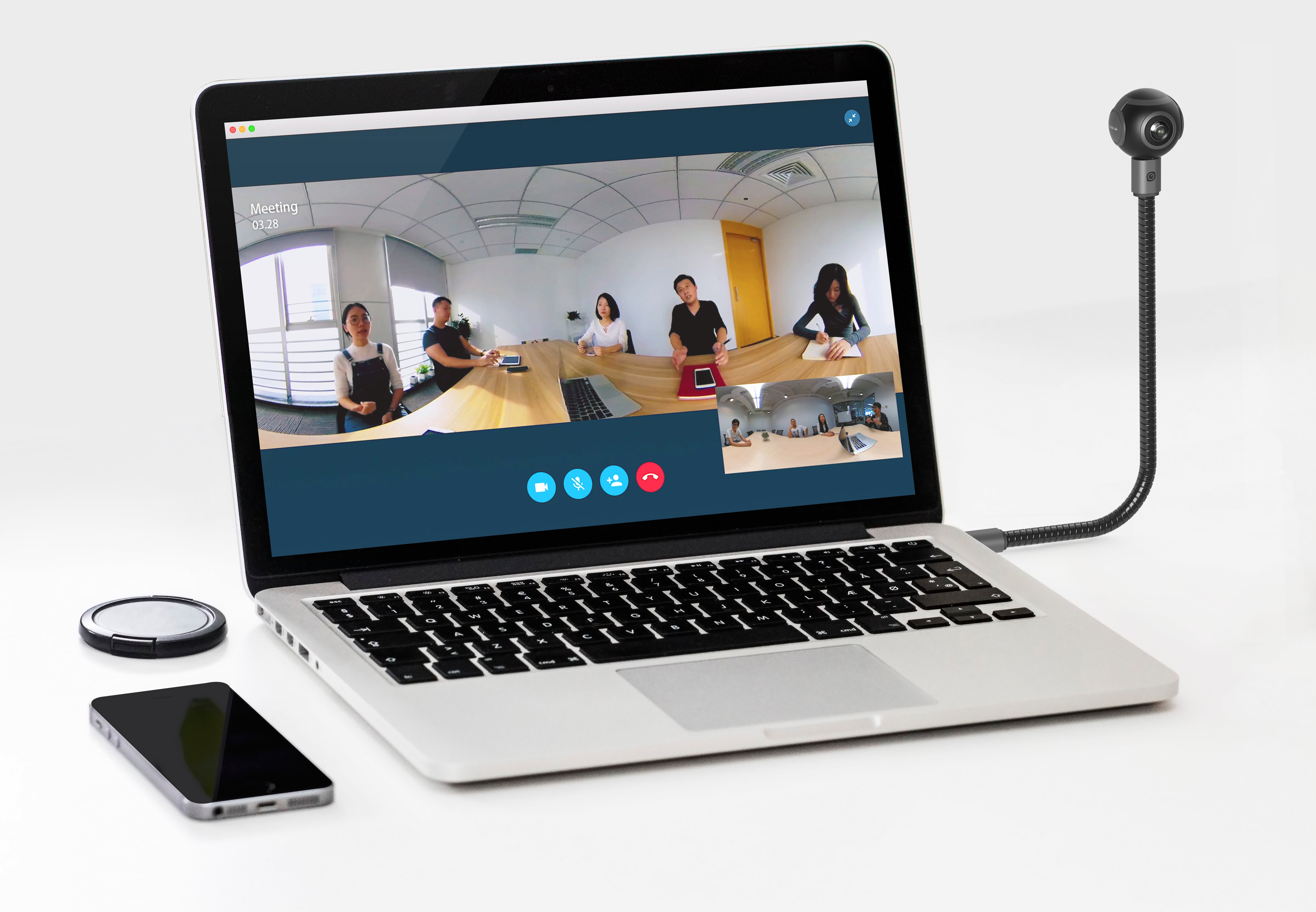 Insta360 VR Webcam