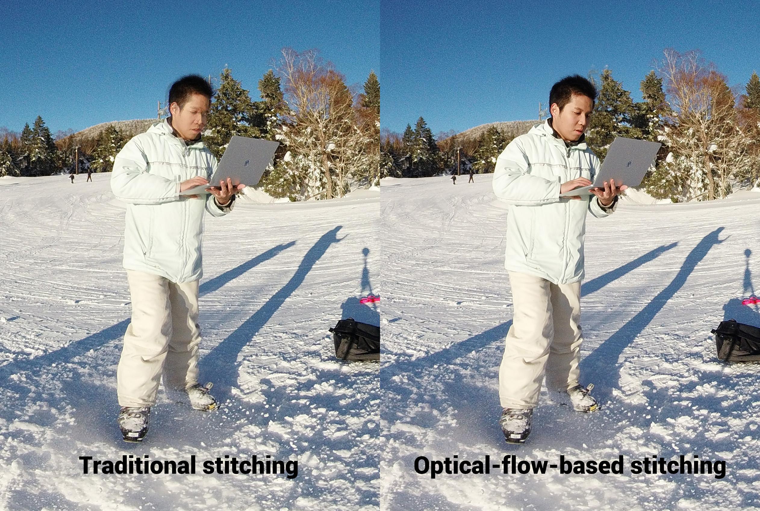Optical Flow Explained: The Key to Seamless Image Stitching