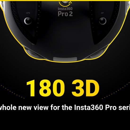 180 3D For the Insta360 Pro 2