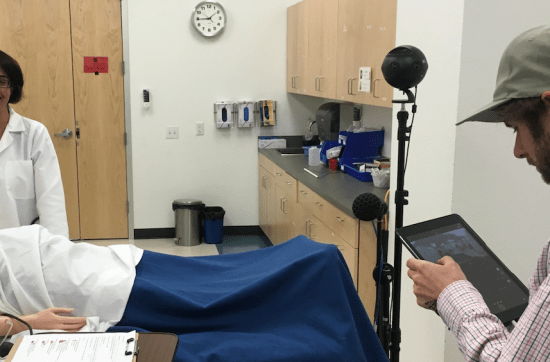 VR Filming Day