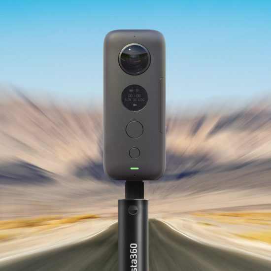 Insta360 ONE X - Killer features