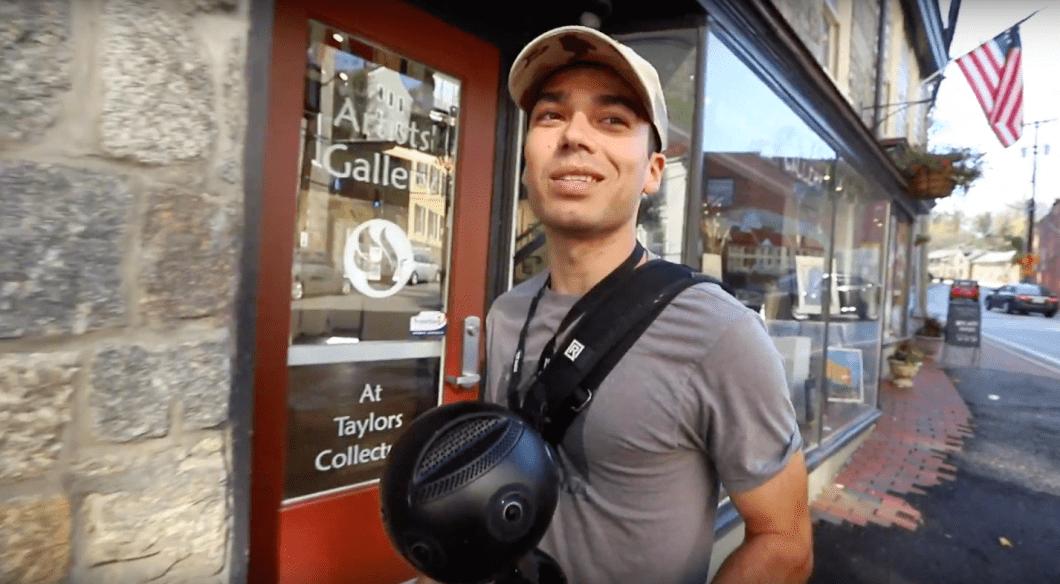 VR Documentary