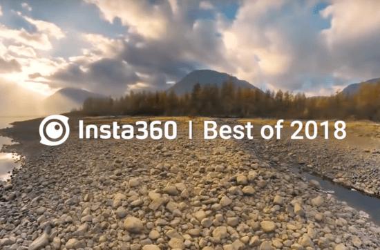 Insta360 Best Of 2018
