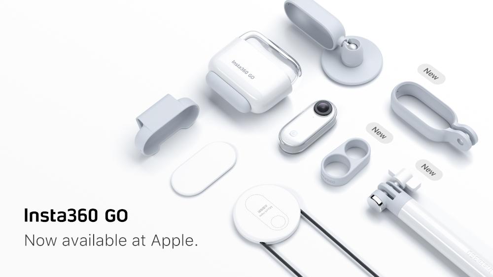 insta360 GO Apple bundle