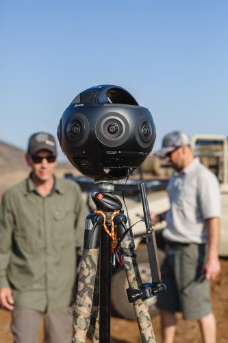 Insta360 Titan VR camera