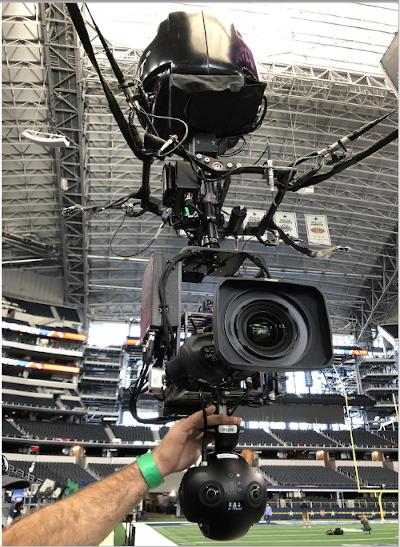 360 live streaming camera