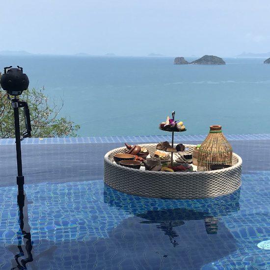 hotel virtual tour pool