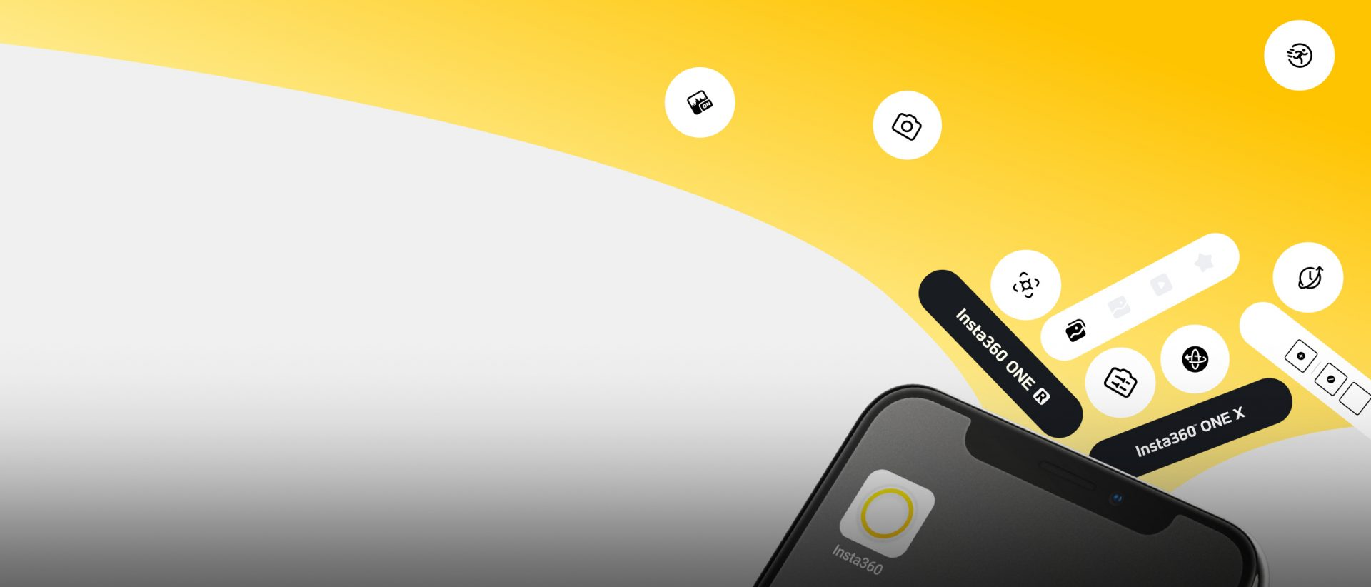 Introducing Insta360 App: Integrated App for ONE X and ONE R Users -  Insta360 Blog