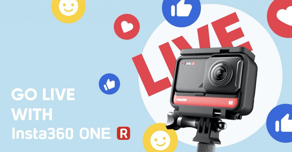 How to Live Stream 360 Video
