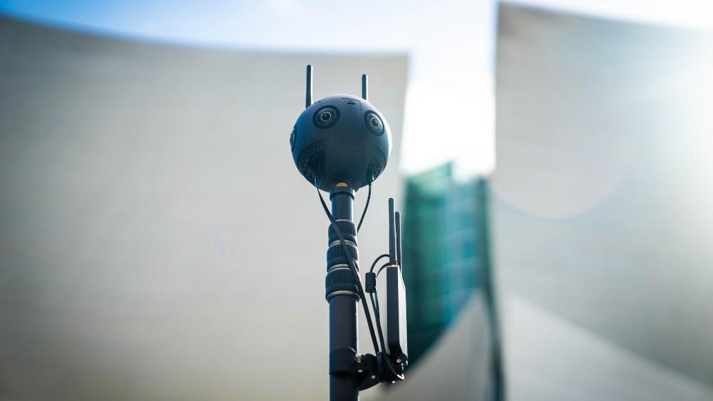 Insta360 Pro 2 Camera