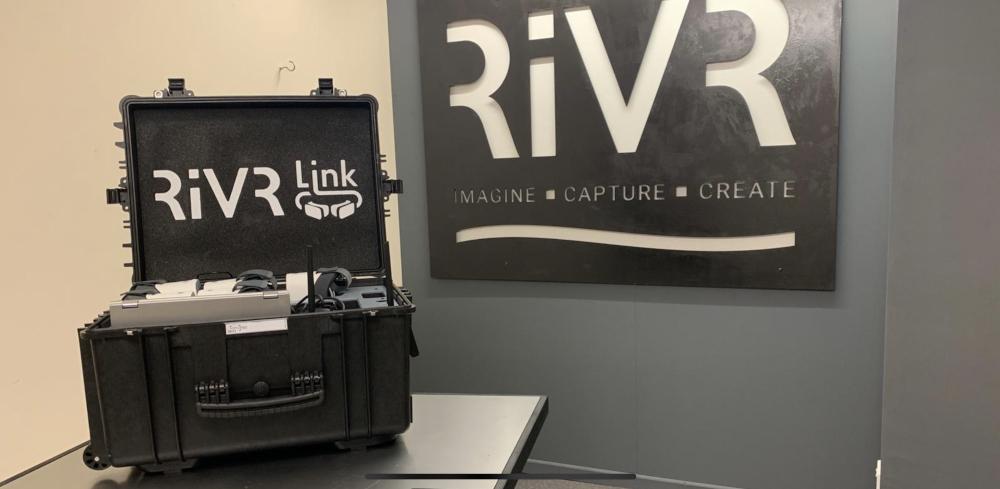 RiVR Link VR training
