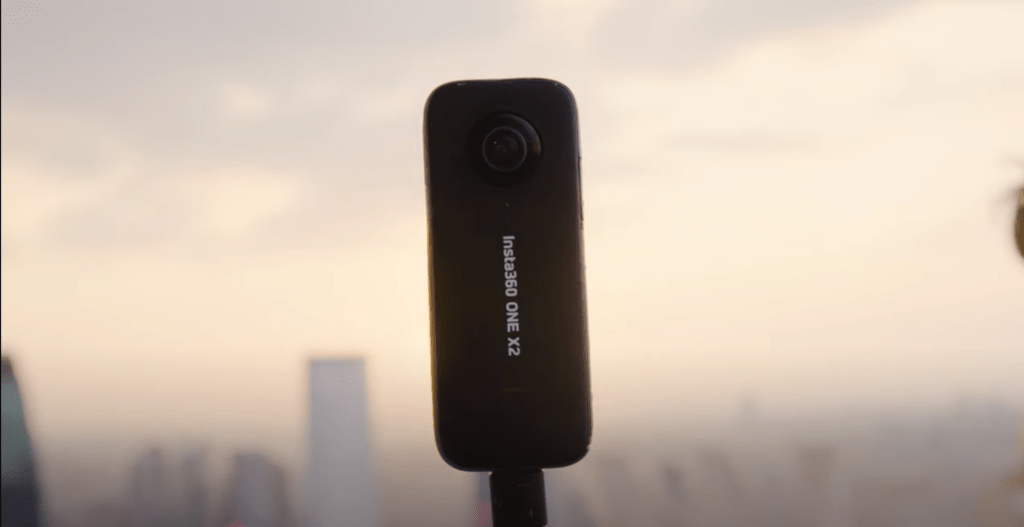 Insta360 ONE X2 features