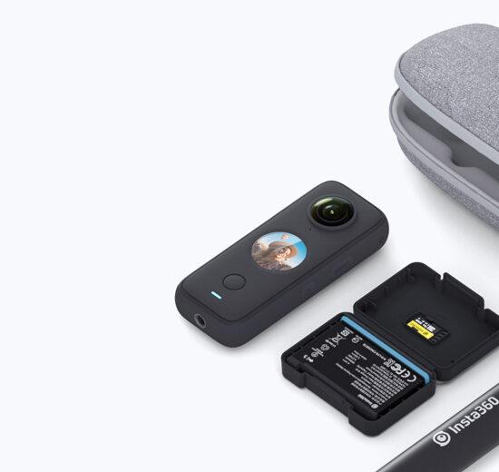 Insta360 ONE X2、Apple Storeで販売開始