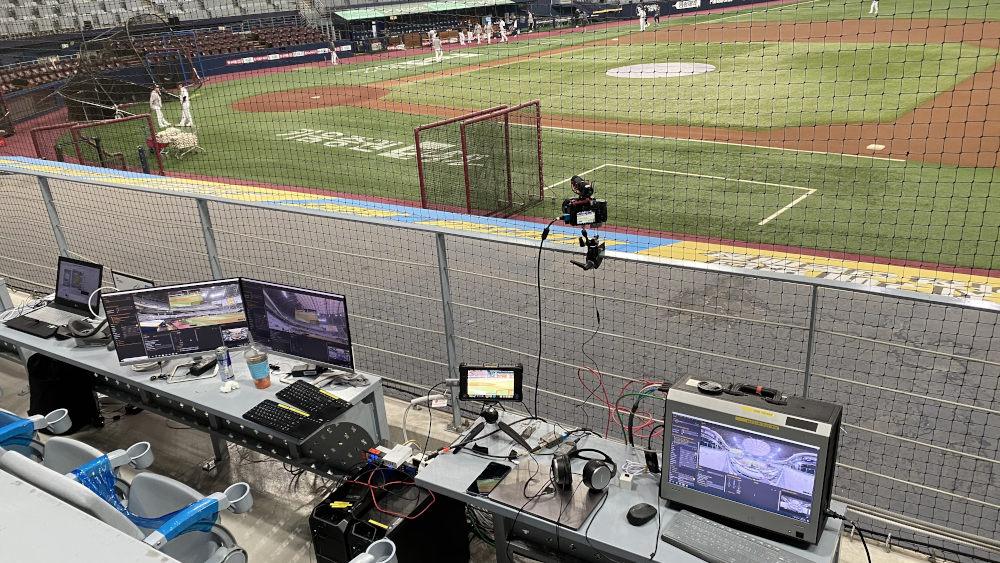 VR live streaming equipment