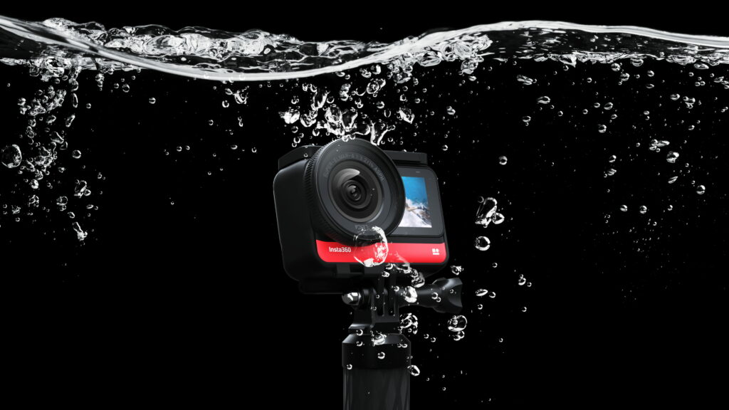 Insta360 ONE R Best Diving Camera