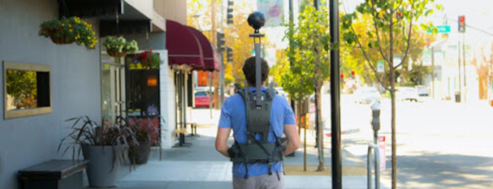 Googleストリートビュー撮影ビジネス成功の秘訣と最適な360度カメラ:Insta360 Titan