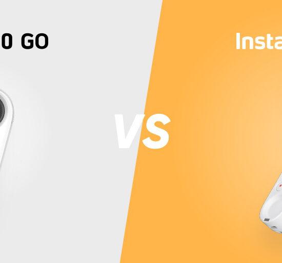 Insta360 GO 2 vs. GO